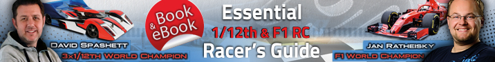 Essential 1/12th & F1 Book Banner