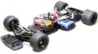 Tamiya 58258 F-103LM TRF Special Chassis Kit